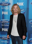 AMERICAN IDOL: Bucky Covington arrives for the AMERICAN IDOL Finale airing Thursday, April 7 (8:00-10:06 PM ET Live/PT tape-delayed) on FOX. © 2016 FOX Broadcasting Co. Cr: Scott Kirkland/FOX