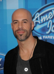 AMERICAN IDOL: Chris Daughtry arrives for the AMERICAN IDOL Finale airing Thursday, April 7 (8:00-10:06 PM ET Live/PT tape-delayed) on FOX. © 2016 FOX Broadcasting Co. Cr: Scott Kirkland/FOX