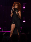 AMERICAN IDOL: Tamyra Gray perform during the AMERICAN IDOL Finale airing Thursday, April 7 (8:00-10:06 PM ET Live/PT tape-delayed) on FOX. © 2016 FOX Broadcasting Co. Cr: Ray Mickshaw/FOX
