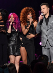 AMERICAN IDOL: Idols return to the stage to perform during the AMERICAN IDOL Finale airing Thursday, April 7 (8:00-10:06 PM ET Live/PT tape-delayed) on FOX. © 2016 FOX Broadcasting Co. Cr: Ray Mickshaw/FOX