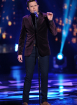 AMERICAN IDOL: Top 2 Revealed: Contestant Dalton Rapattoni performs on AMERICAN IDOL airing Wednesday, April 6 (8:00-9:00 PM ET/PT) on FOX. © 2016 FOX Broadcasting Co. Cr: Michael Becker/ FOX. This image is embargoed until Wednesday, April 6, 10:00PM PT / 12:00AM ET