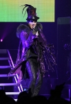 > at Club Nokia on December 16, 2010 in Los Angeles, California.