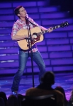 AMERICAN IDOL: Scotty McCreery performs at the AMERICAN IDOL finals airing Tuesday, May 24 (8:00-9:00- PM ET/PT) on FOX. CR: Michael Becker / FOX.