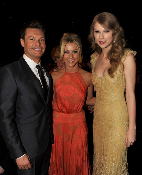 at the 46th Annual Academy Of Country Music Awards held at the MGM Grand Garden Arena on April 3, 2011 in Las Vegas, Nevada.