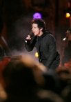 """NEW YEAR'S EVE LIVE: DAVID ARCHULETA performs """"OTHER SIDE OF DOWN"""" on NEW YEAR'S EVE LIVE airing Friday, Dec. 31 (11:00 PM -12:30 AM ET live; CT/MT/PT tape-delayed) on FOX. ©2011 Fox Broadcasting Co. Mathieu Young/FOX"""