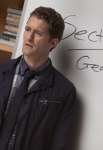 """GLEE: Will (Matthew Morrison) hallucinates during class in """"The Substitute"""" episode of GLEE airing Tuesday, Nov. 16 (8:00-9:00 PM ET/PT) on FOX. ©2010 Fox Broadcasting Co. CR: Adam Rose/FOX"""