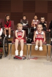 """GLEE: In a hallucination, Will sees the members of the glee club as children in """"The Substitute"""" episode of GLEE airing Tuesday, Nov. 16 (8:00-9:00 PM ET/PT) on FOX. Pictured L-R: Toddlers as """"Mercedes"""", """"Rachel"""", """"Finn"""", """"Santana"""", """"Puck"""", """"Kurt"""" and """"Mike"""". Bottom row L-R: """"Tina"""", """"Artie"""", """"Brittany"""", """"Quinn"""", and """"Sam"""". ©2010 Fox Broadcasting Co. CR: Adam Rose/FOX"""