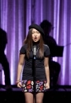 """GLEE: Sunshine Corazon (guest star Charice) performs in """"Audition"""" the season premiere episode of GLEE airing Tuesday, Sept. 21 (8:00-9:00 PM ET/PT) on FOX. ©2010 Fox Broadcasting Co. Cr: Adam Rose/FOX"""