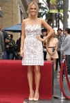 attends the Simon Fuller Hollywood Walk Of Fame Induction Ceremony on May 23, 2011 in Hollywood, California.