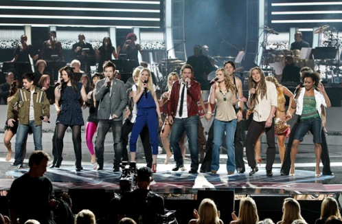 Idol Gives Back – Pictures From the Kodak Theater