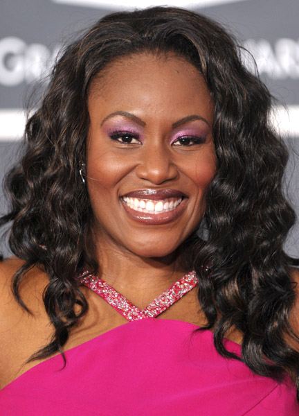 Mandisa Nominated for 3 Dove Awards