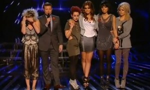 X Factor UK – Top 11 – Results
