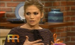 Jennifer Lopez Visits the Rachael Ray Show