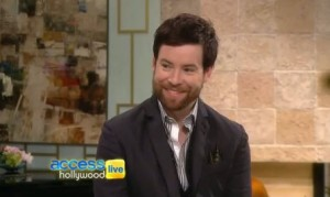 David Cook On Access Hollywood – VIDEO