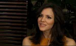Katharine McPhee Extended 'Smash' Interview – (VIDEO)