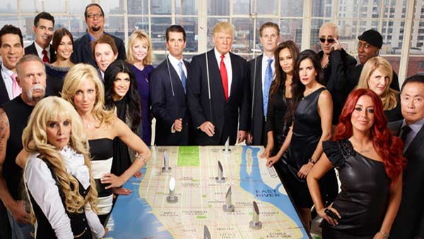 Arnold Schwarzenegger Is Lucky 'The Apprentice' Ratings ...