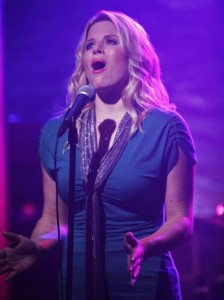 """Megan Hilty Covers Carrie Underwood's """"Crazy Dreams"""" On 'Smash' (AUDIO)"""