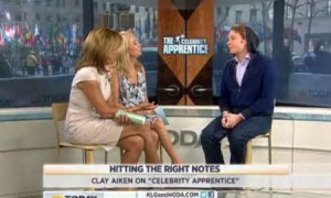 "Clay Aiken: ""Celebrity Apprentice is 20X Harder Than Idol (VIDEO)"