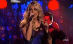 Carrie Underwood – Good Girl – Dancing With The Stars (VIDEO)