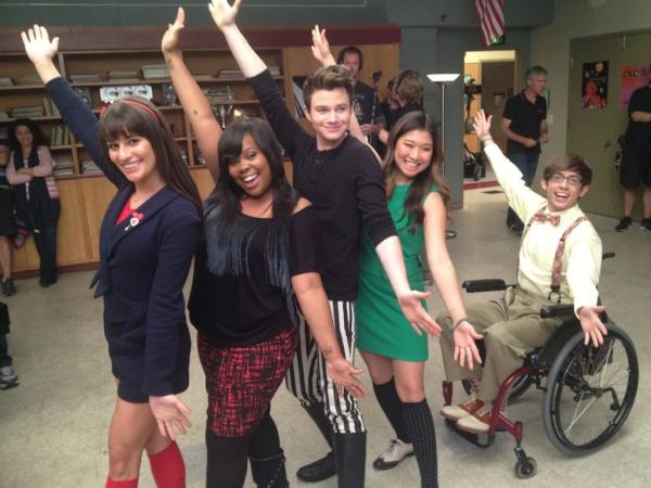 Glee Season 3 Spoilers – Goodbye – Finale - Episode 22 (3x22)