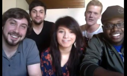 Pentatonix PTX Vol 1 EP Set for Release June 26 (VIDEO) • mjsbigblog