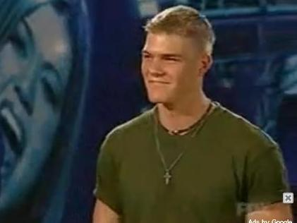 Hunger Games' Alain Ritchson Stripped For Paula Abdul on ...
