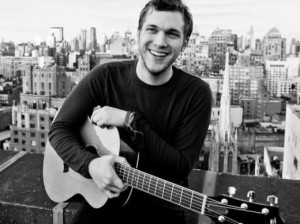 Phillip Phillips AOL Acoustic Sessions (VIDEO)