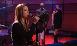 "Cassadee Pope – ""Over You"" Tonight Show with Jay Leno (VIDEO)"
