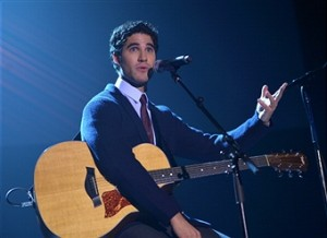 """Darren Criss Covers Katy Perry's """"Part of Me"""" for Trevor Live (VIDEO)"""