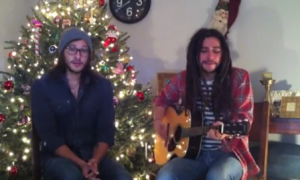 Jason and Michael Castro – I'll Be Home for Christmas – VIDEO