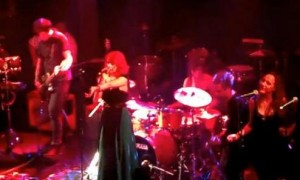 Allison Iraheta Debuts New Songs At the Troubadour (VIDEOS)