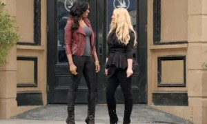 Jennifer Hudson and Jessica Simpson Join Forces in New Weight Watchers Commercial (VIDEO)