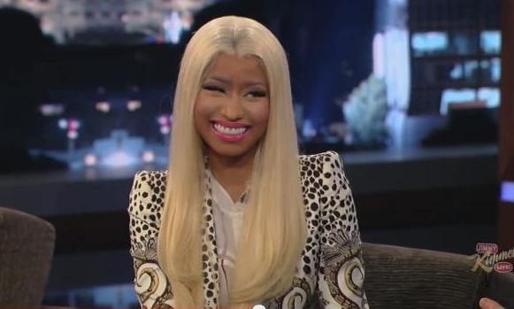 Nicki Minaj Talks Problems On American Idol & Her Experience In Dubai