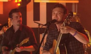 Phillip Phillips – Gone Gone Gone – Jimmy Kimmel Live (VIDEO)