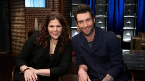 The Voice: Adam Levine Invites Hillary Scott to Guest Mentor Season 4