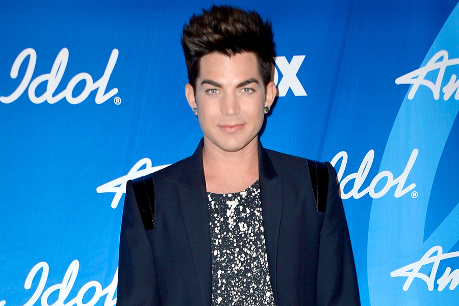 Adam Lambert in Drag Adam Lambert Called Into The