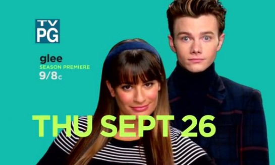glee season 5 spoilers fall preview promo video