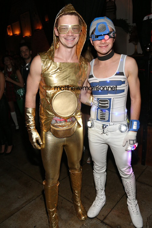 R2d2 And C3po Costumes Glee Halloween ...