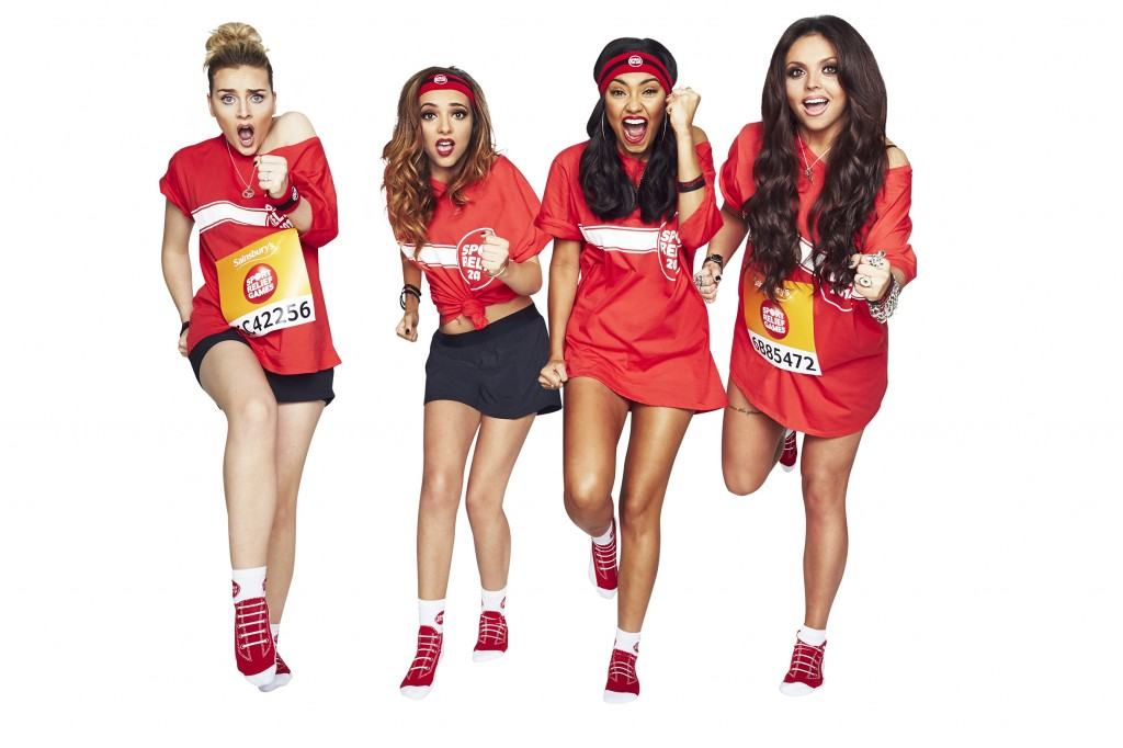 Little Mix to release the official Sport Relief single