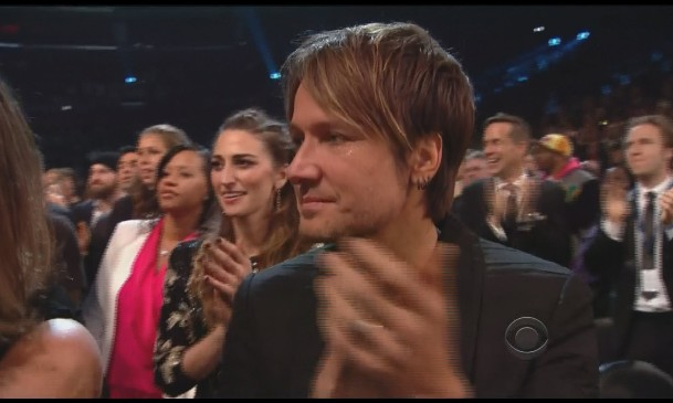 Grammys 2014 Taylor Swift Trent Reznor Macklemore Cory Monteith