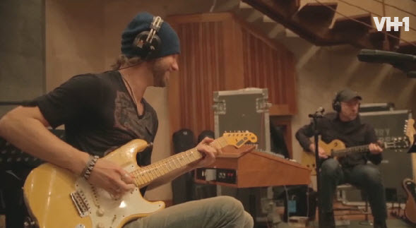 Casey James & The Doobie Brothers Collab Preview Video