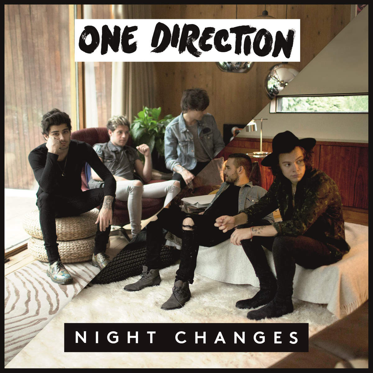 """One Direction - """"Night Changes"""" - Music Video • mjsbigblog One Direction Names In Words"""