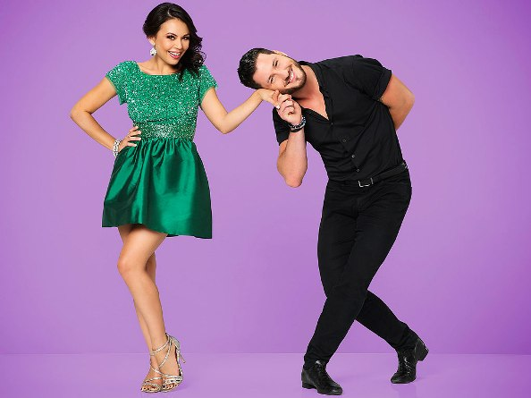 Is val from dancing with the stars dating janel