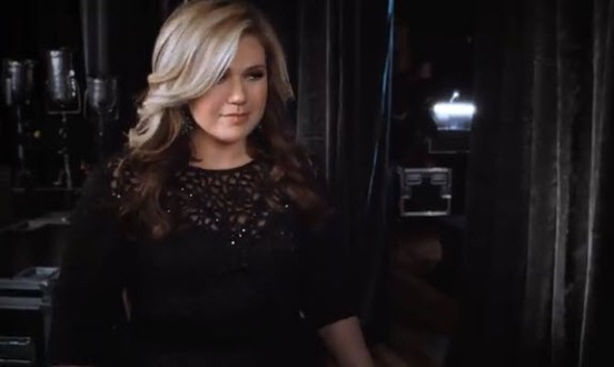 kelly clarkson citizen watch sunrise commercial video