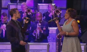 Kris Allen and Melinda Doolittle Join Forces for Vet Special (VIDEO)