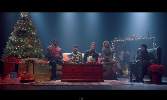 Pentatonix - That's Christmas To Me - VIDEO • mjsbigblog