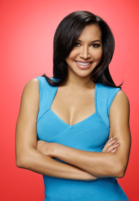 GLEE: Naya Rivera as Santana on the sixth and final season of GLEE premiering with a special two-hour event  Friday, Jan. 9 (8:00-10:00 PM ET/PT) on FOX. ©2014 Fox Broadcasting Co. CR: Tommy Garcia/FOX